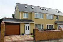 semi detached house for sale in Fairway Avenue...