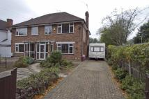 3 bed semi detached home for sale in Colne Avenue...