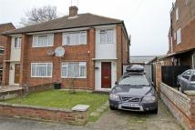 3 bedroom semi detached home for sale in Ferndale Crescent...