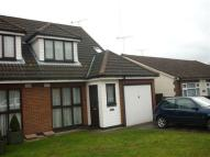 semi detached property in Blenheim Road...
