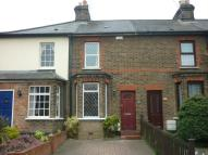 Cottage to rent in Crescent Road, Brentwood