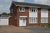 semi detached home to rent in Glovers Field...