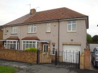 4 bed semi detached property in Old Retford Road...