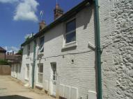 Studio flat in High Street, Lambourn...