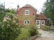 Cottage in PRIORY ROAD, Hungerford...