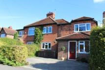 4 bedroom semi detached property for sale in Priory Road, Hungerford...