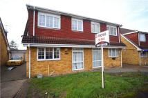 semi detached property in Cherrywood Drive...