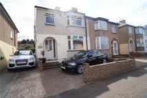 semi detached property for sale in Colyer Road, Northfleet...
