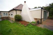 Bungalow in Hedge Place Road...
