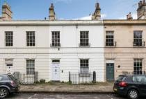 3 bedroom Terraced house in Sydney Buildings, Bath...