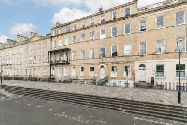 1 Bedroom Flat For Sale In Portland Place Bath Ba1 Ba1