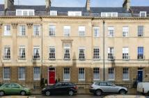 Flat in Great Pulteney Street...