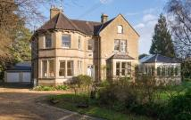 5 bedroom Detached house in Claverton Down Road...