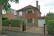 3 bed Detached home in Homefield Road, Bromley...