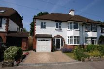5 bed semi detached home in The Close, Petts Wood...