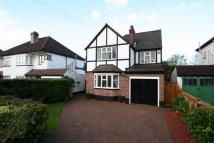 Detached property in Petts Wood Road...