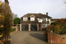 Detached house in Chislehurst Road...