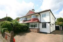 4 bedroom semi detached property for sale in Oaklands Close...