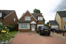 4 bed Detached property in Vancouver Close...