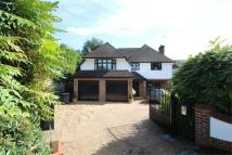 4 bedroom Detached home in Chislehurst Road...