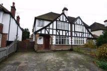 4 bed semi detached home in Kingsway, Petts Wood...
