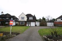 4 bedroom Detached house in Chislehurst Road...