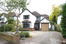 Detached home in Sherborne Road...