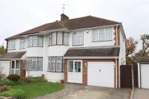 semi detached house for sale in Maybury Close...