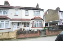 Terraced house in Rancliffe Road, East Ham...