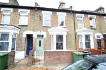 Terraced property in Clifton Road...