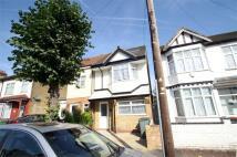 4 bed Terraced property in Sheringham Avenue...