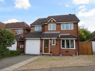 4 bed Detached house for sale in Grebe Way, Whetstone...