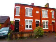 semi detached house in James Street, Blaby...