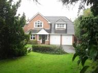4 bed Detached property for sale in Simpson Close, Syston