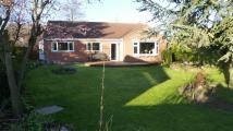 3 bedroom Detached Bungalow for sale in Vicarage Close, Syston