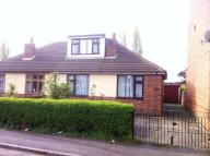 Semi-Detached Bungalow in Bruxby Street, Syston