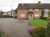 semi detached property in Chapel Close, Thurcaston...