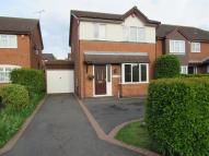 Detached house in Roman Way, Syston...