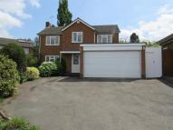 4 bed Detached property in Bleakmoor Close, Rearsby...