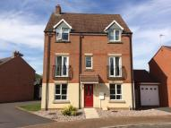 Detached house for sale in Clover Way, Syston...