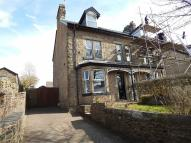 4 bed semi detached property in Brown Edge Road, Buxton...