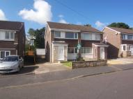 3 bedroom semi detached house to rent in Greggs Avenue, High Peak...