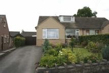 3 bed Semi-Detached Bungalow in Crossings Avenue...