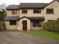 semi detached property in Granby Avenue, Chinley...