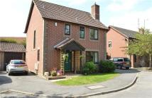 Detached property in Yew Tree Close, Bramley...