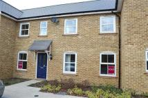 Terraced house in Eling Crescent...
