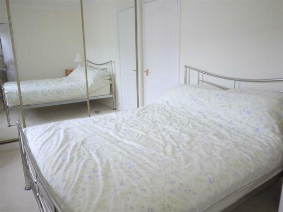 Double bedroom:
