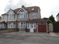semi detached home for sale in Havering Road, Romford...