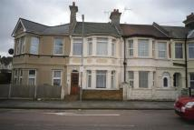 Terraced house in St Andrews Road...