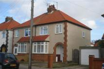 Thomas Road semi detached property to rent